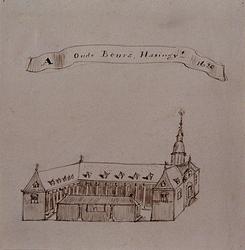 XIV-2-2 Beurs aan het Haringvliet.