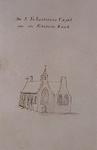 XVIII-189-1 Sint-Sebastiaanskapel in de Lombardstraat.