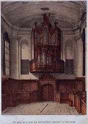XVIII-229 Doopsgezinde Kerk in de Sint Laurensstraat.
