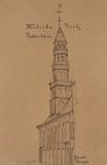 XVIII-268-03 De Waalse Kerk aan de Hoogstraat.