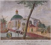 XVIII-284 Lutherse kerk aan de Wolfshoek