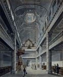 XVIII-405-01 Interieur van de oud-Katholieke Paradijskerk.