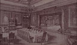 XXIII-69-2 Gezicht in de Tivolifeestzaal aan de Coolsingel.