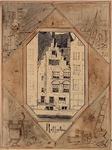 XXIV-68 Voorgevel van het Schippershuis aan de Slepersvest.