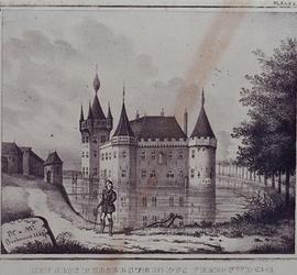 XXIX-12 Het slot Bulgersteyn.