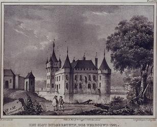 XXIX-14 Het slot Bulgersteyn.