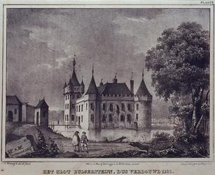 XXIX-15 Het slot Bulgersteyn.