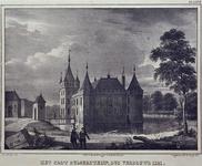 XXIX-16 Het slot Bulgersteyn aan de Bulgersteyn.