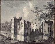 XXIX-18 Gezicht op het slot Bulgersteyn.