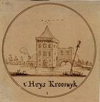 XXIX-32 t Huys Krooswijk . c. 1412.