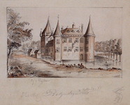 XXIX-4 Het slot Bulgersteyn.