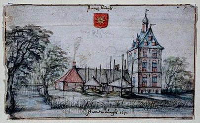 XXIX-57-01-2 Starrenburgh 1675