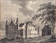 XXIX-60 Gefantaseerde voorstelling van het Hof van Weena.
