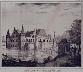 XXIX-61 Gefantaseerde voorstelling van het Hof van Weena.