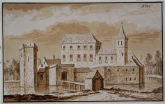 XXIX-63-01 Het Weenaplein anno 1400.