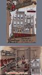 XXV-500 Reclamedrukwerk van de bierbottelarij Pieterse, met de voorgevel (boven) en interieur (onder), aan de Oppert ...