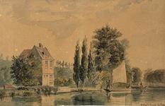 XXV-562-01 Huis Woelwijk aan de Rotte.
