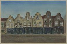 XXV-685-03 Huizen aan de Vogelenzang, uit het zuiden.