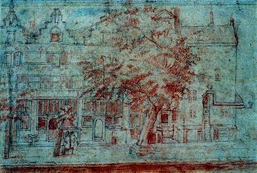 XXV-70 De Blaeck, hoeck Visteeg 1690