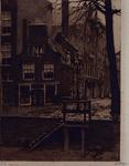 XXV-72-01 Bierhaven, hoek Oranjestraat uit het noordoosten.