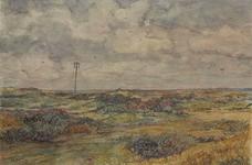 XXVIII-15-18 Gezicht op De Beer, gezien vanuit het oosten.