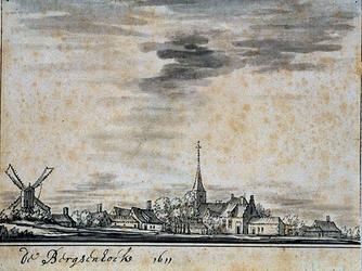 XXXI-11 Bergsenhoeke 1611