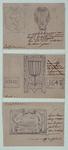 XXXI-124-01-1-TM-4 Gevelstenen van de Delfshavense huizen.-1 en -2 (boven): Wijk A, nr. 38. Den Walvis. Wijk C, nr. ...