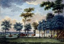 XXXI-129 Boerenwoning op Puntegale bij Schoonderloo.