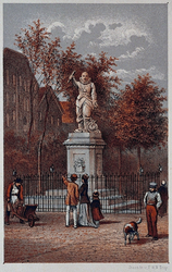 XXXI-134 Standbeeld van Piet Heyn.