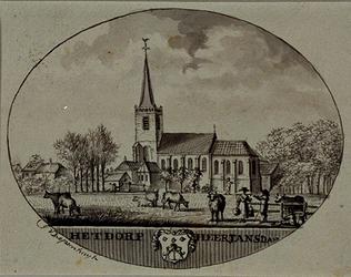 XXXI-141 Het dorp heerjansdam