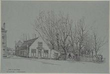 XXXI-179-02 Herberg In den Baars aan de Bergse Rechter Rottekade.