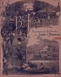 XXXI-221-02-01-1 Omslag van de mars Bij Freericks , marsch voor piano opgedragen aan alle bezoekers van den jardin de ...