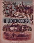 XXXI-221-02-01-2 Omslag van Souvenir aan Hillegersberg voor zang en piano.