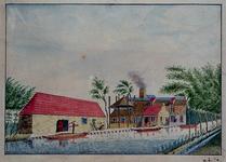 XXXI-268-2 Het huis Polderburg aan de Poldervaart.