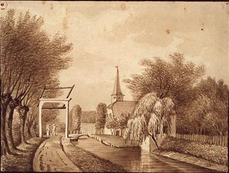 XXXI-326-02 Nederlands Hervormde kerk aan de Veenweg.