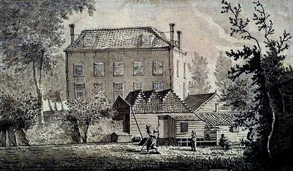XXXI-339-01 Achterzijde van huize St. Ellebregt.
