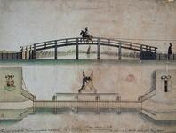 XXXI-428-06 Lange brug over de Poldervaart in de Kethelsekade.