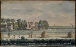 XXXI-465 Rotterdamse Rijweg, Buitenplaats Blijdorp.