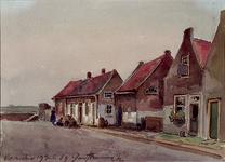 XXXI-472-01 Huisjes in Overschie.