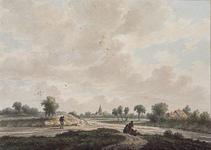 XXXI-533 't Dorp Pernis Op IJsselmonde Zuijdholland .