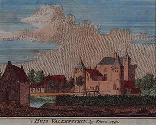 XXXI-542-2 Het Huis Valkenstein.