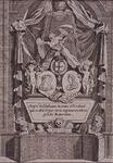 XXXI-577 Ontwerp voor een graftombe voor de graaf van Portland, de heer van Rhoon in de Nederlandse Hervormde Kerk te Rhoon.