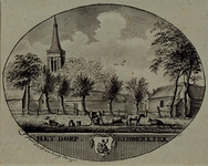 XXXI-591 Het dorp Ridderkerk