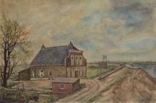 XXXI-608-03-06 Boerderij De Hartel aan de Hartelsedijk. In verband met de uitvoering van het Botlekindustrieplan is ...