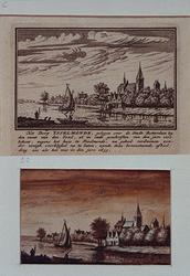 XXXI-614 IJsselmonde, gezien vanaf de Nieuwe Maas.