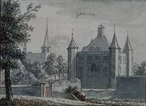 XXXI-638 Kasteel aan de Benedenstraat te IJsselmonde.