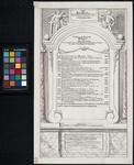 XXXI-667 Gedenktafel van de predikanten die gediend hebben in de Nederduitsche Gereformeerde gemeente van IJsselmonde ...