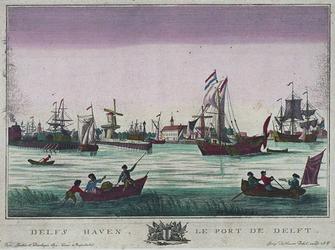 XXXI-68 Delfshaven vanaf de Maas.