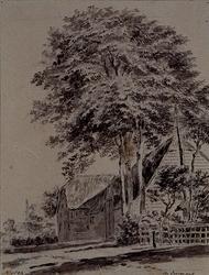 XXXII-13 Een boerderij in Overmaas.