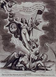 XXXIII-14-2 1638Bezoek van Maria de Medici aan Rotterdam.
